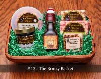 The Boozy Basket No.12