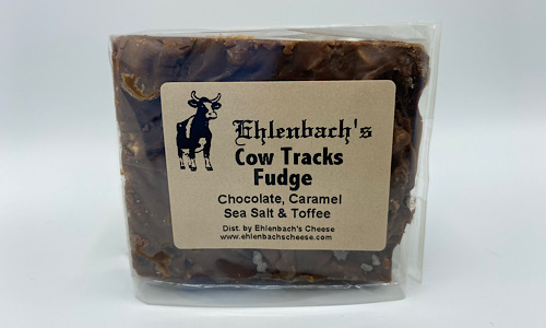 5-7oz. Fudge - Cow Tracks