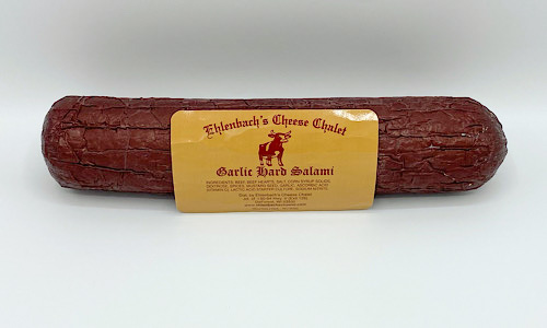12oz Ehlenbach's Hard Salami Garlic