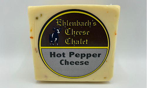 1 lb. Hot Pepper Cheese