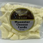 Cheddar Cheese Curds - 12 oz. Muenster