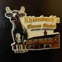 Ehlenbach's Cheese Chalet Rubber Magnet