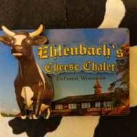 Ehlenbach's Cheese Chalet 3D Magnet