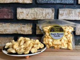 Cheddar Cheese Curds - 12 oz. Maple Bacon
